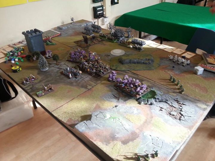 Wargaming Tables