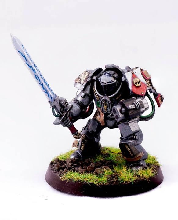Grey Knight Terminator