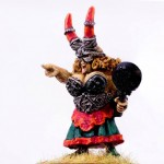 Blood Bowl Lady Blitzer 2