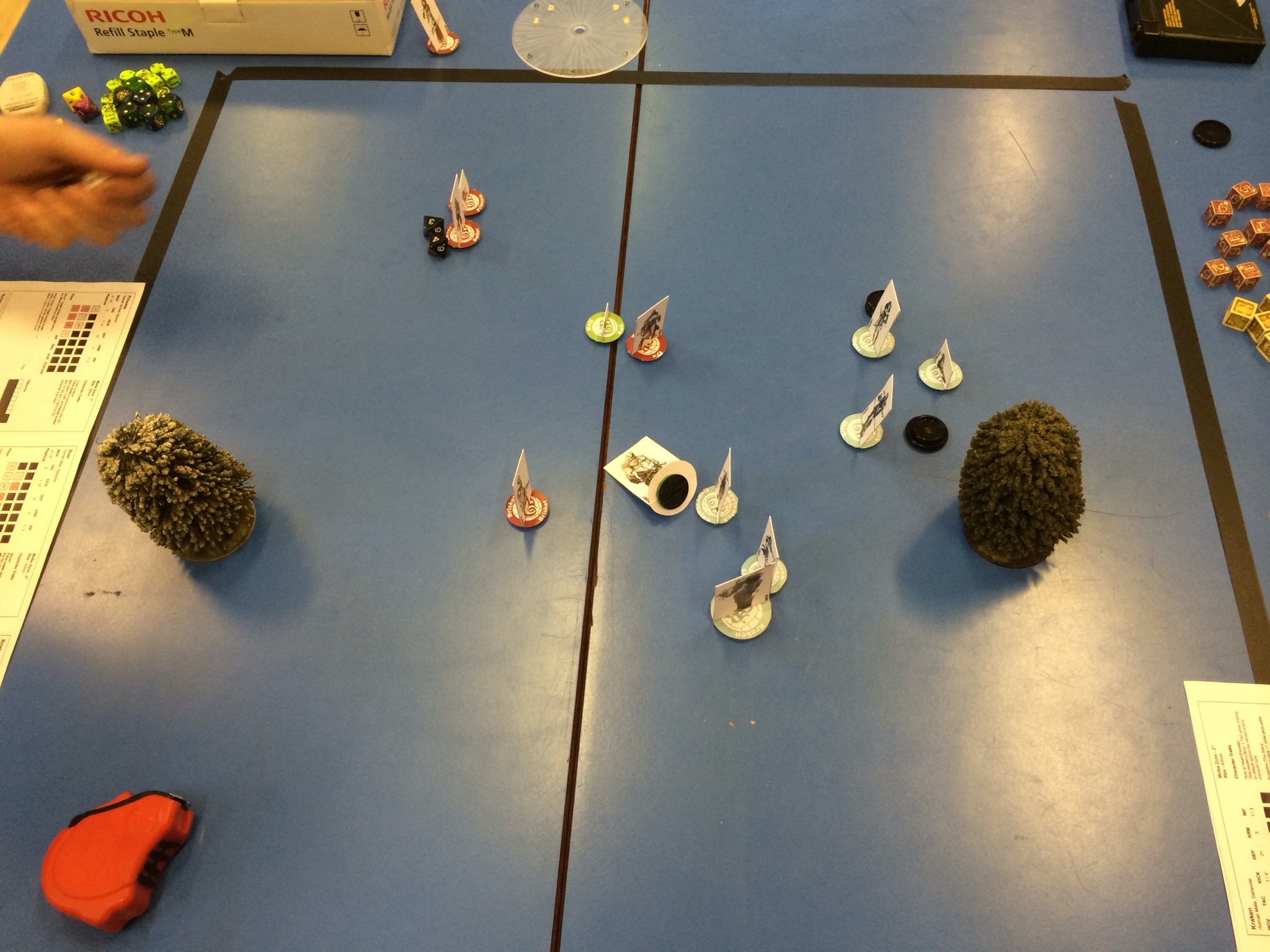 A game of Guildball