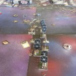 A game of X-Wing from FFG