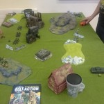An introduction game to Bolt Action.