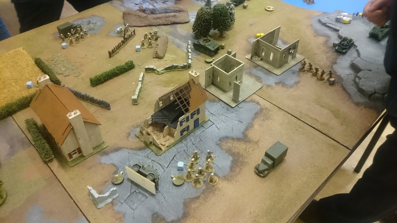Bolt Action - Canadians vs Indians.