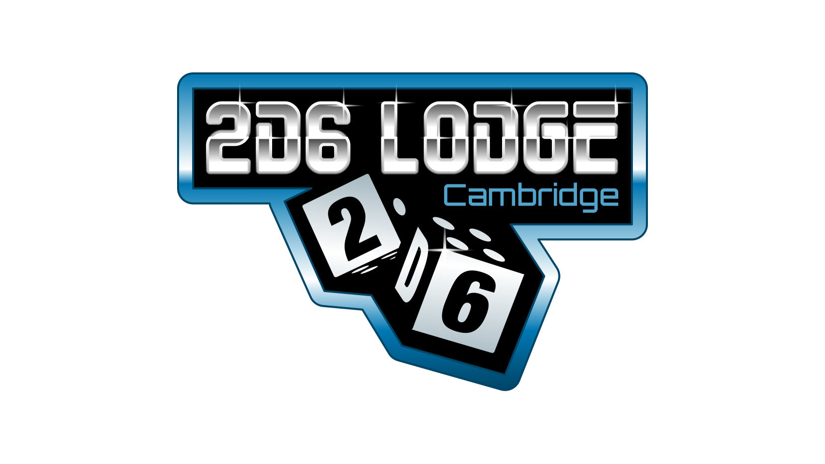 2d6 Lodge Logo